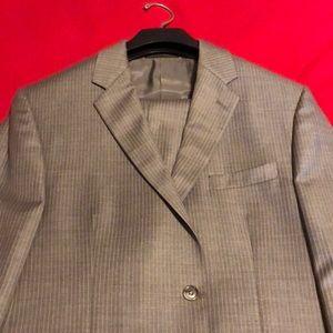 Calvin Klein two piece suit for men